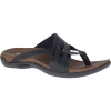 Merrell Women's District Mahana Post Sandal - 9 - Black