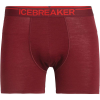 Icebreaker Men's Anatomica Boxers - Large - Cabernet