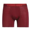 Icebreaker Men's Anatomica Boxers - Medium - Cabernet