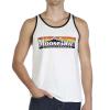 Moosejaw Unisex Everything Bagel Tank Top - XXL - White