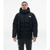 The North Face Men's Summit L6 Down Belay Parka - Large - TNF Black / TNF Black