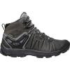 Keen Men's Venture Mid Leather WP Boot - 9.5 - Steel Grey / Magnet
