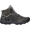 Keen Men's Venture Mid Leather WP Boot - 13 - Steel Grey / Magnet