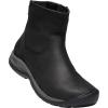 Keen Women's Presidio II Mid Zip Waterproof Boot - 11 - Black / Magnet