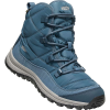 Keen Women's Terradora Waterproof Boot - 9.5 - Stellar / Majolica Blue