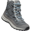 Keen Women's Terradora Waterproof Boot - 5.5 - Steel Grey / Paloma