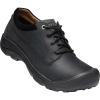 Keen Men's Austin Casual Waterproof Shoe - 7 - Black / Raven
