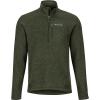 Marmot Men's Drop Line 1/2 Zip - Medium - Rosin Green