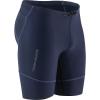 Louis Garneau Men's Tri Comp Short - Large - Black Navy / Blue