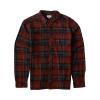 Billabong Men's Coastline Long Sleeve Shirt - Small - Sangria