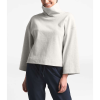 The North Face Women's Outerlands Funnel Neck Waffle - XS - Wild Oat Heather