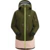 Arcteryx Women's Sentinel LT Jacket - Large - Treeline Tonic