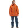 The North Face Men's Freethinker FUTURELIGHT Jacket - Small - Papaya Orange