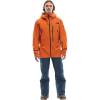 The North Face Men's Freethinker FUTURELIGHT Jacket - Medium - Papaya Orange