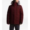 The North Face Men's Defdown GTX II Jacket - Small - Deep Garnet Red