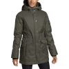 Eddie Bauer Women's Superior III Down Parka - Large - Olive Heather