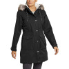 Eddie Bauer Women's Charly Sherpa Lined Parka - Small - Black