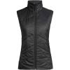 Icebreaker Women's Helix Vest - XL - Black