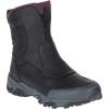 Merrell Women's Coldpack Ice+ 8IN Zip Polar Waterproof Boot - 8 - Black