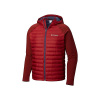 Columbia Men's Rogue Explorer Hybrid Jacket - XL - Red Element