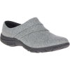 Merrell Women's Dassie Stitch Slide - 6 - Charcoal
