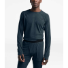 The North Face Men's Warm Wool Blend Crew - Small - Urban Navy Heather