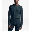 The North Face Men's Warm Wool Blend Crew - XXL - Urban Navy Heather