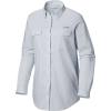 Columbia Women's Bonehead II LS Shirt - Large - Cirrus Grey
