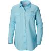 Columbia Women's Bonehead II LS Shirt - XL - Coastal Blue