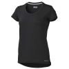 Marmot Women's All Around SS Tee - Small - Black