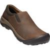 Keen Men's Austin Casual Slip Shoe - 7 - Chocolate Brown / Black Olive