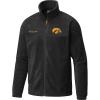 Columbia Men's Collegiate Flanker II Full Zip Fleece Jacket - Large - Iw-Black