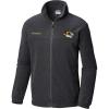 Columbia Men's Collegiate Flanker II Full Zip Fleece Jacket - Large - Miz - Charcoal Heather