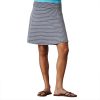 Toad & Co Women's Chaka Skirt - Medium - Heather Grey Mini Stripe