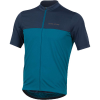 Pearl Izumi Men's Quest Jersey - Large - Navy/Teal