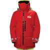Helly Hansen Men's Aegir Ocean Jacket - Medium - Alert Red