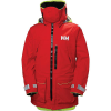 Helly Hansen Men's Aegir Ocean Jacket - Large - Alert Red