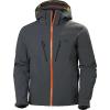 Helly Hansen Men's Lightning Jacket - Large - Charcoal