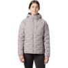 Mountain Hardwear Women's Super/DS Hooded Jacket - Small - Mystic Purple