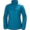 Helly Hansen Women's Verglas Down Insulator Jacket - Small - Blue Wave