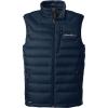 Eddie Bauer First Light Men's Downlight Vest - XL - Medium Indigo