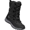 Keen Women's Terradora Lace WP Boot - 11 - Black / Steel Grey