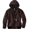 Carhartt Men's Full Swing Armstrong Active Jac - Large Tall - Dark Brown