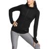 Eddie Bauer Motion Women's Resolution 360 Full Zip Hoodie - Small - Black