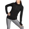 Eddie Bauer Motion Women's Resolution 360 Full Zip Hoodie - Medium - Black