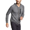Eddie Bauer Motion Men's Resolution Tech Sweat Full Zip - Medium - Heather Grey