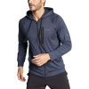 Eddie Bauer Motion Men's Resolution Tech Sweat Full Zip - Medium - Heather Navy