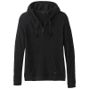 Prana Women's Milani Hoodie - Large - Black Heather