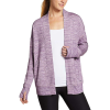Eddie Bauer Motion Women's Enliven LS Wrap - Large - Dark Plum