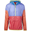 Cotopaxi Unisex Teca Windbreaker Half Zip - Women's Large / Men's Medium - Berry Berry